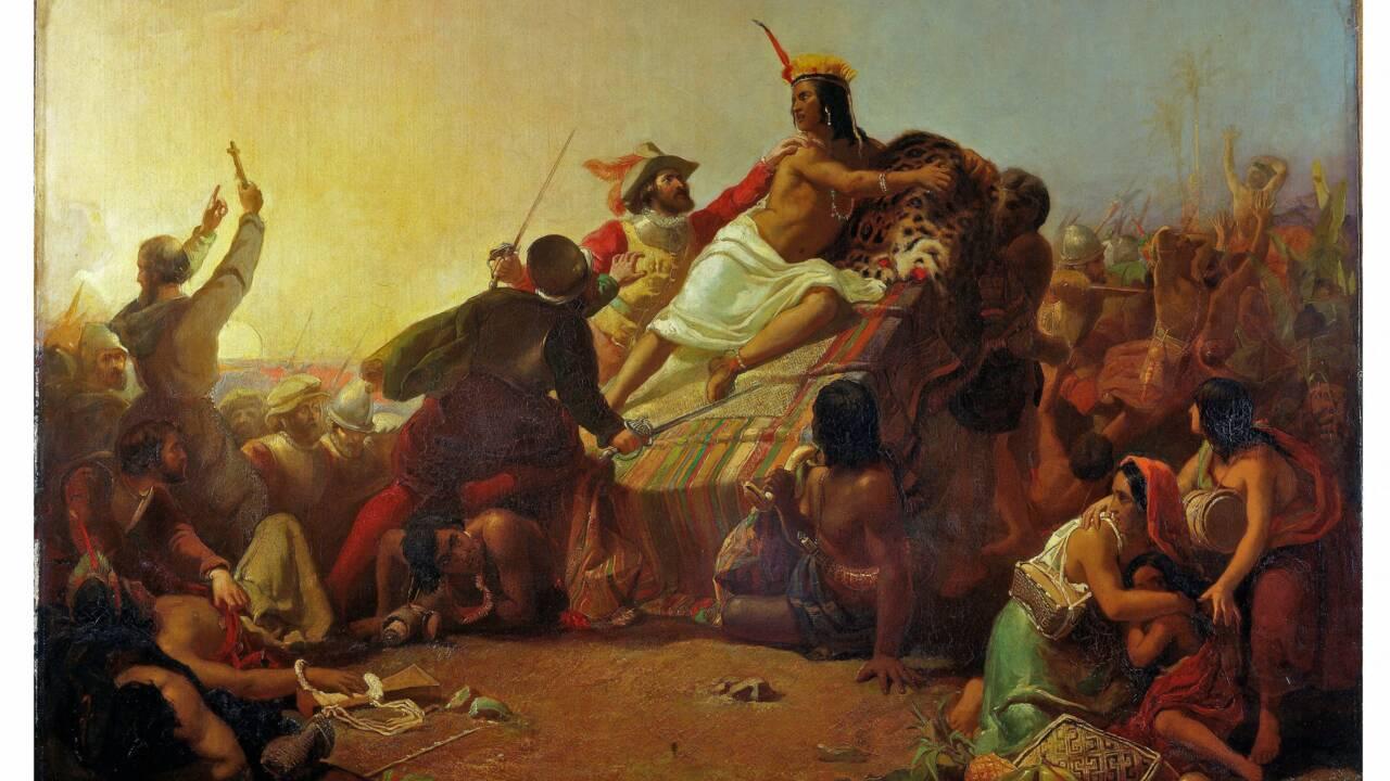 16 novembre 1532 : le jour où s'effondra l'Empire inca