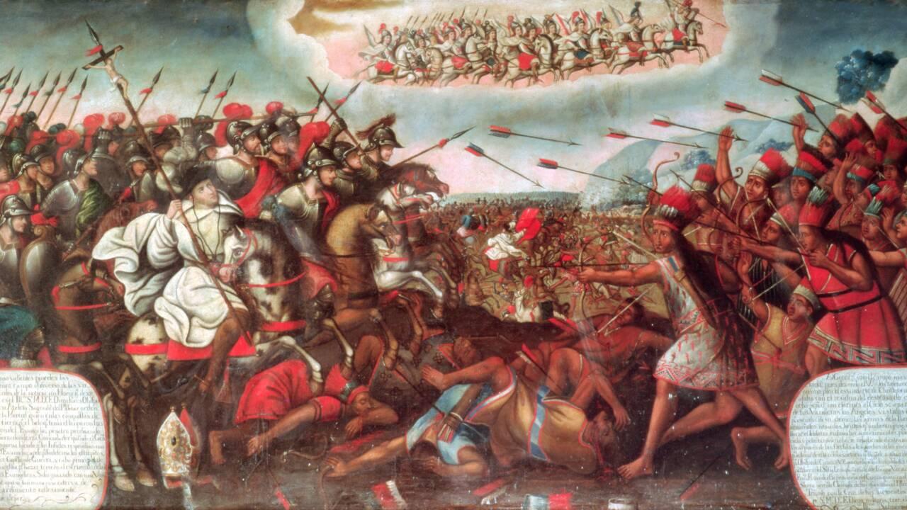 Comment une poignée de conquistadors espagnols a mis fin à l'Empire inca