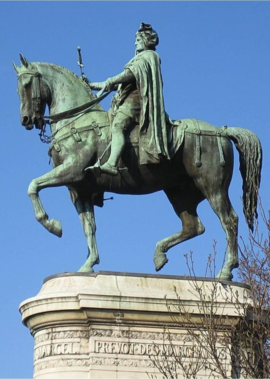 Qui était Etienne Marcel, chef de la révolution parisienne ?