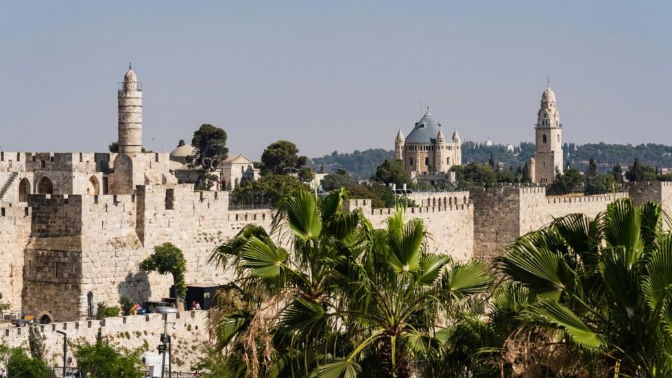 Découverte rare de pièces d'or millénaires dans la Vieille ville de Jérusalem