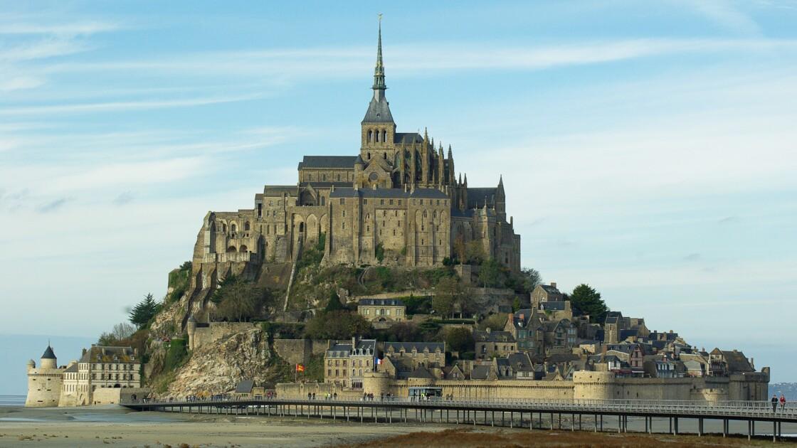 Mont-Saint-Michel, Palais du Tau... Des chantiers dans 14 monuments nationaux financés en 2021