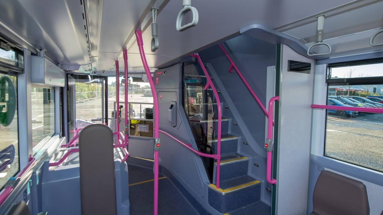 En Ecosse, bientôt les premiers bus à impériale au monde à rouler à l'hydrogène
