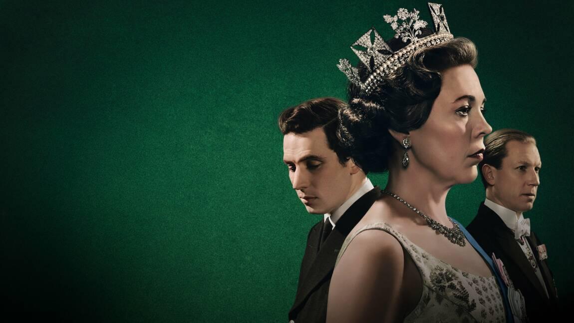 """""""The Crown"""" : retour en majesté pour la série qui fait frémir la Couronne d'Angleterre"""