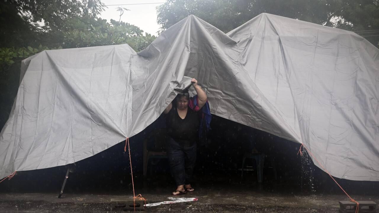 L'Amérique centrale menacée d'un nouveau cyclone: évacuations au Honduras et au Guatemala