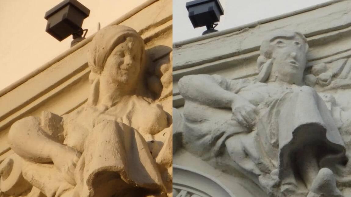 Espagne : la restauration d'une statue vire (encore) au désastre