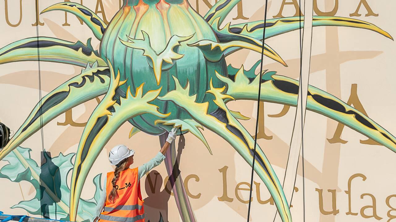 Versailles : le street art fait sa révolution dans la ville royale