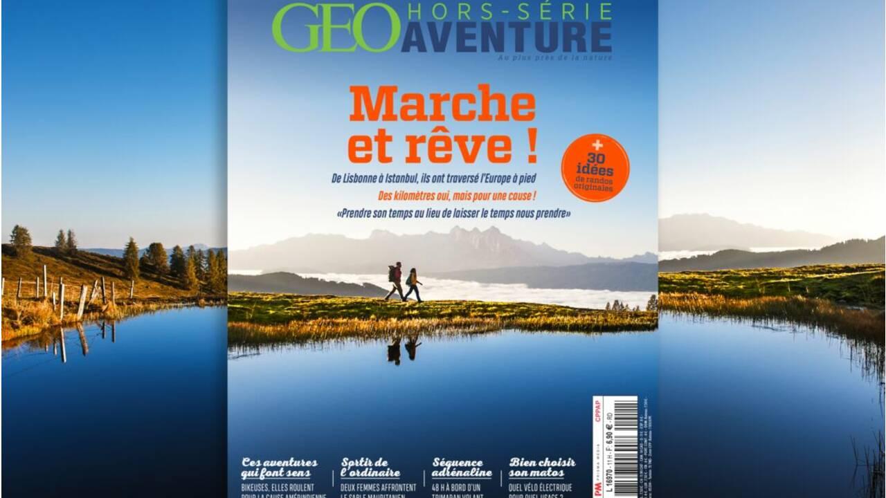Et le chemin de grande randonnée préféré des Français pour 2021 est...