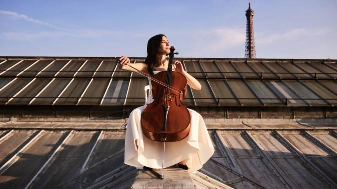 Camille Thomas, la violoncelliste qui réveille les musées confinés