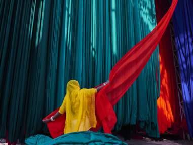 Inde : 50 nuances de saris