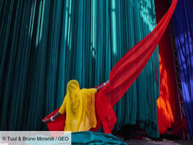 50 nuances de saris : à la découverte de l'indémodable vêtement de la femme indienne