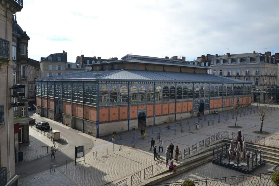 Les halles de Limoges