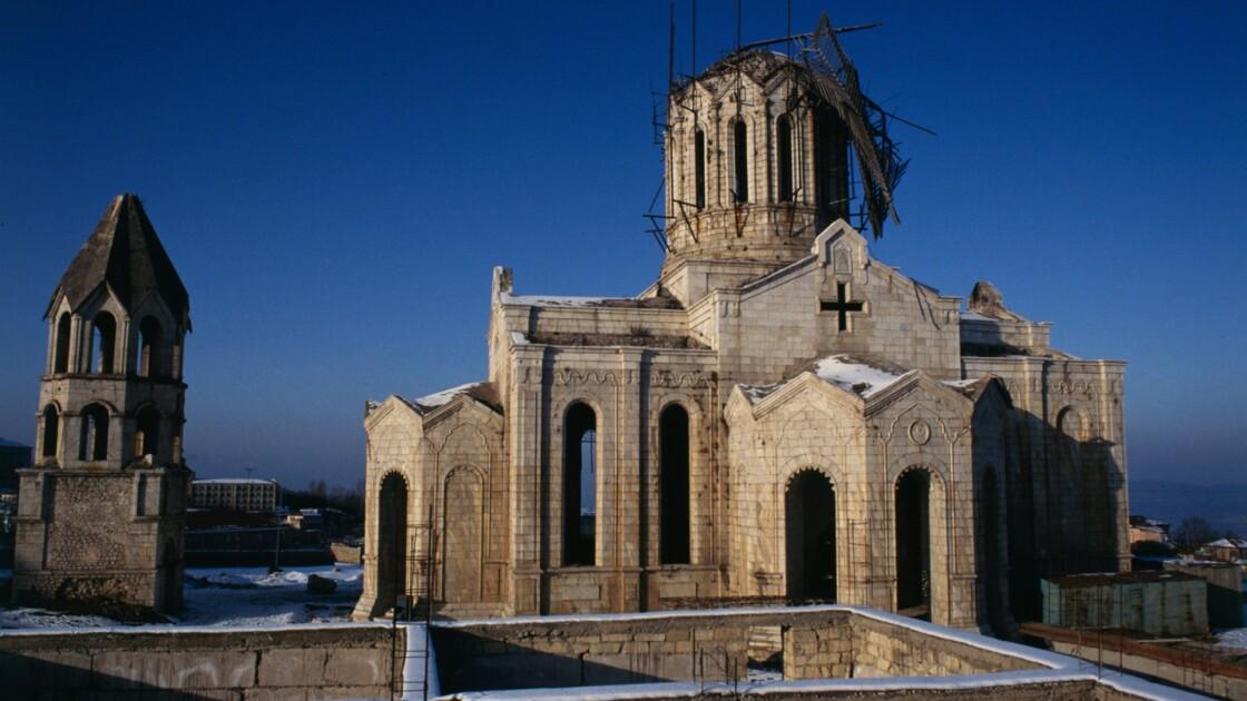 L'Unesco propose l'envoi d'une mission d'experts au Nagorny Karabakh