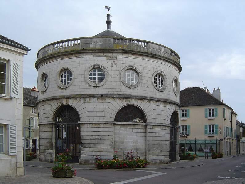 La halle ronde de Givry