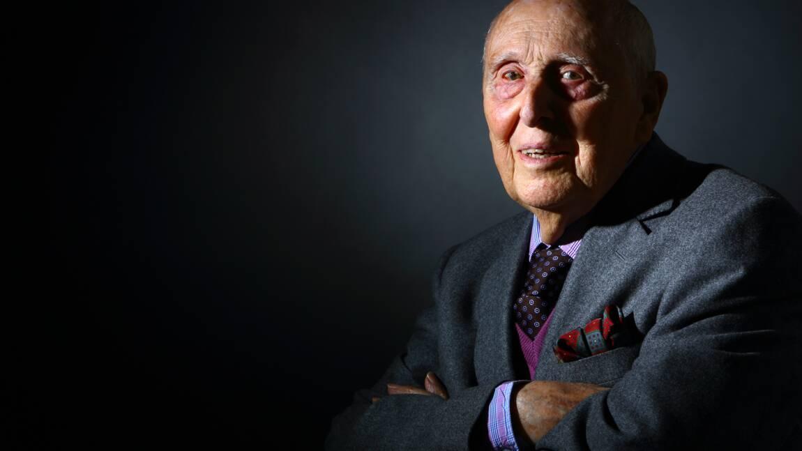 Daniel Cordier, ancien secrétaire de Jean Moulin et avant-dernier compagnon de la Libération, est mort
