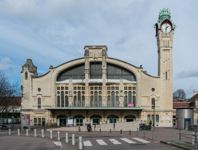 Gare de Rouen-Rive droite