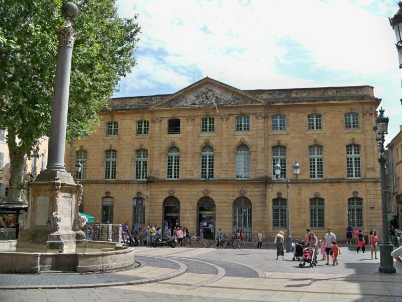 La Halle aux grains (Aix-en-Provence)
