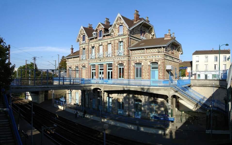 Gare d'Épinay-sur-Seine