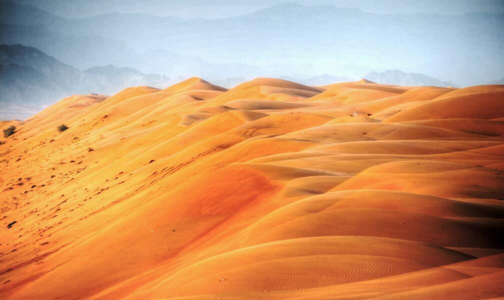 Oman, une grande traversée façon Laurence d'Arabie