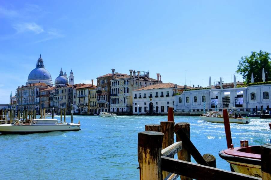 Au fil de l'eau à Venise