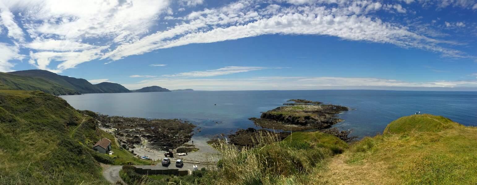 Sans Smartphone sur l'île de Man, au Royaume-Uni