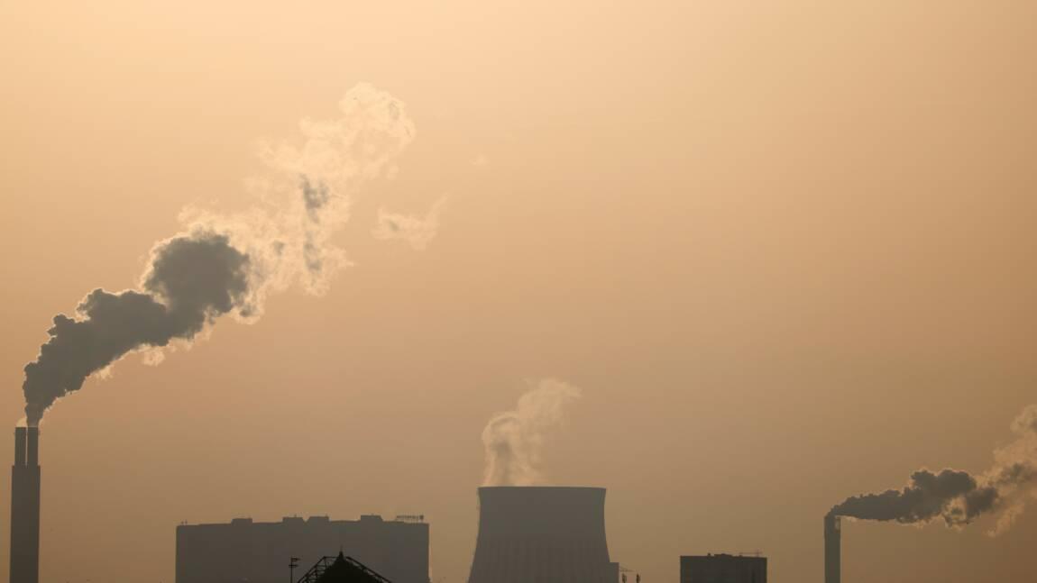 Malgré le confinement, concentration record de CO2 dans l'atmosphère
