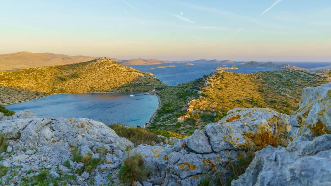 Déconnexion totale en Croatie
