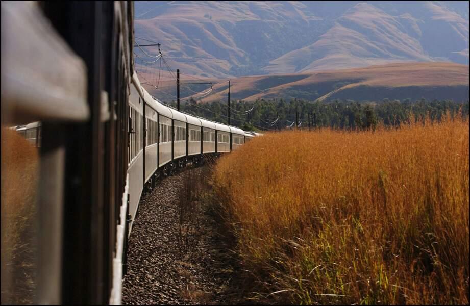 L'Orient-Express africain, du Zimbabwe à l'Afrique du Sud