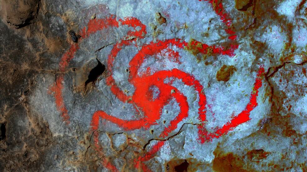 Les auteurs de ces peintures rupestres consommaient des plantes hallucinogènes il y a 400 ans