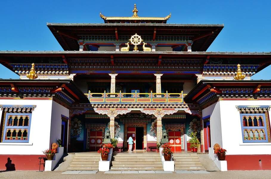 Un air de Tibet en France