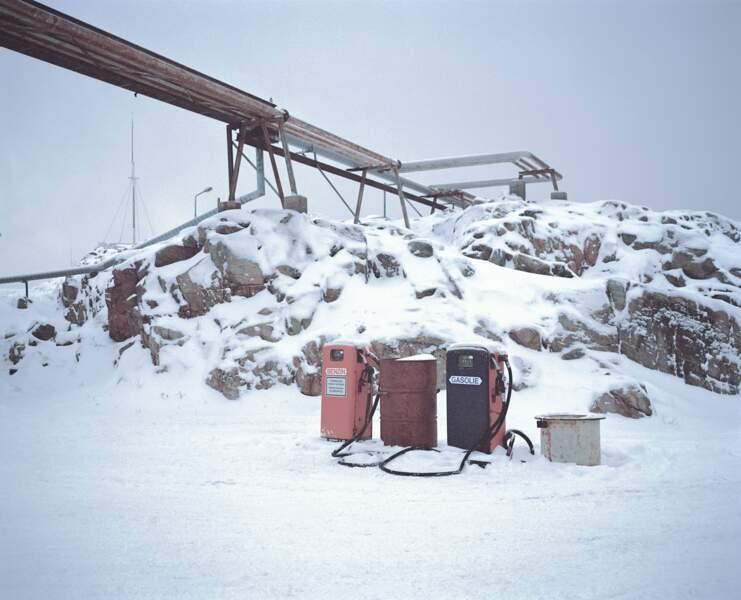 Station service d'Uummannaq