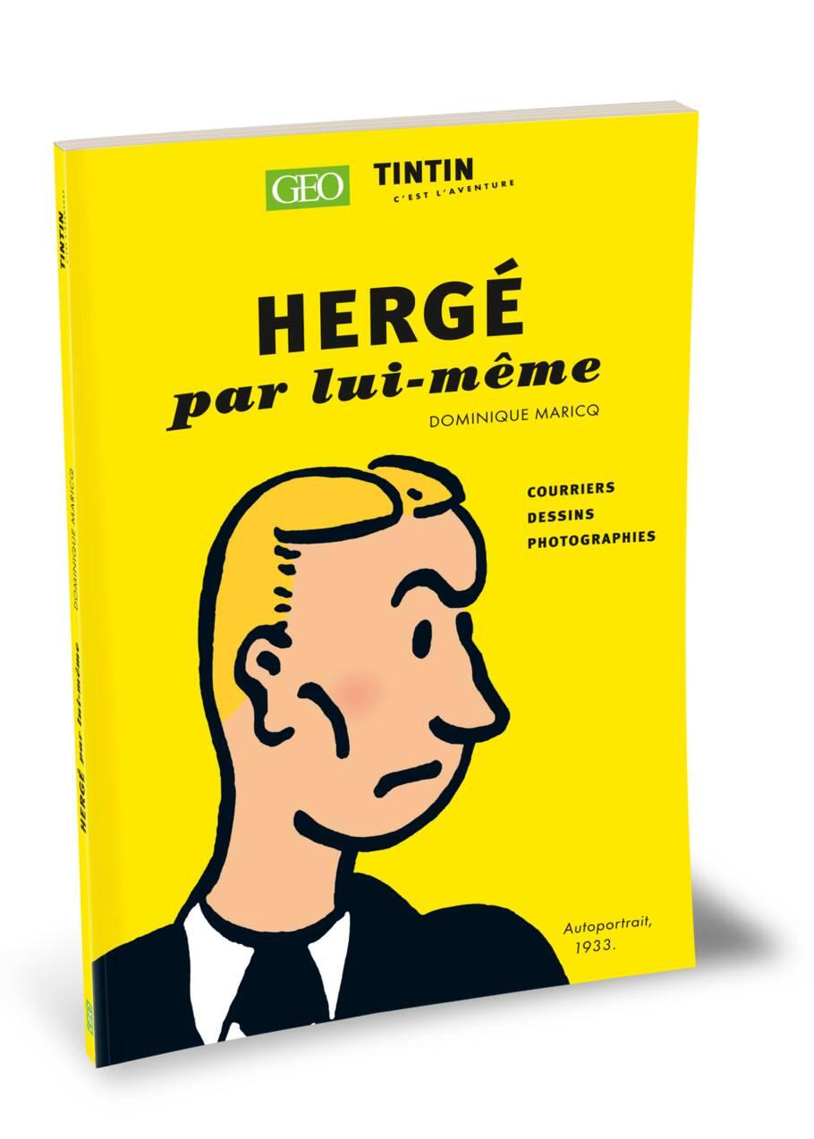 """Erik Orsenna : """"L'œuvre d'Hergé a agi sur moi comme un déclic"""""""