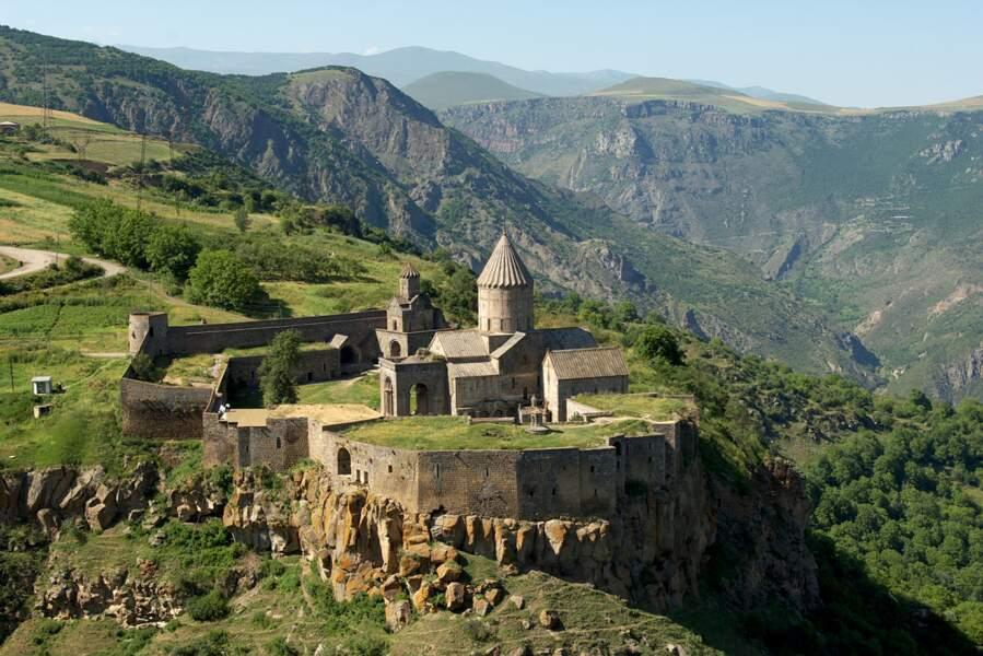 Avec les vignerons du Petit Caucase en Arménie