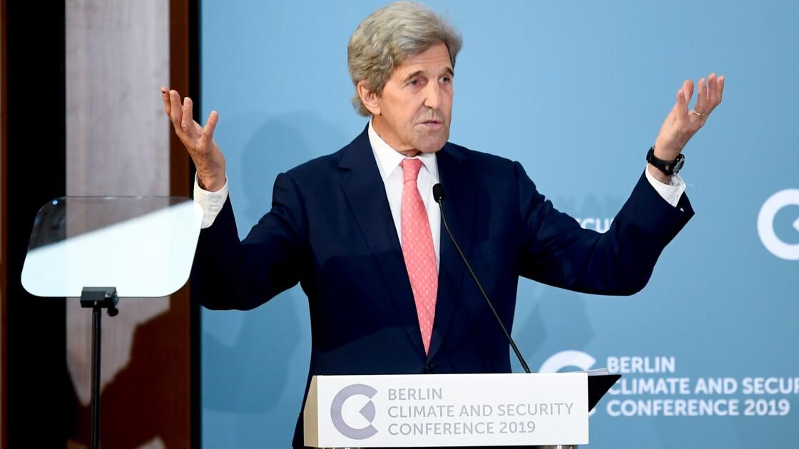 John Kerry, qui signa l'accord de Paris pour les Etats-Unis, devient le Monsieur climat de Joe Biden