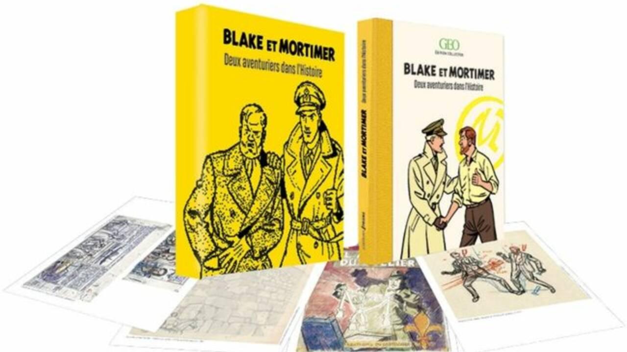 Blake et Mortimer : Edgar P. Jacobs, le maestro du 9e art