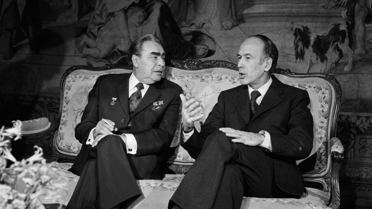 Mort de VGE : notre grand entretien avec Valéry Giscard d'Estaing, témoin et acteur de la Guerre froide