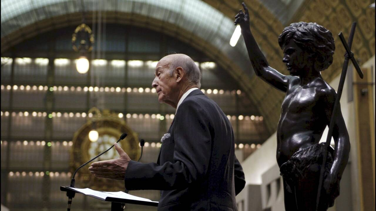 Dati et Pécresse appellent à donner au musée d'Orsay le nom de VGE