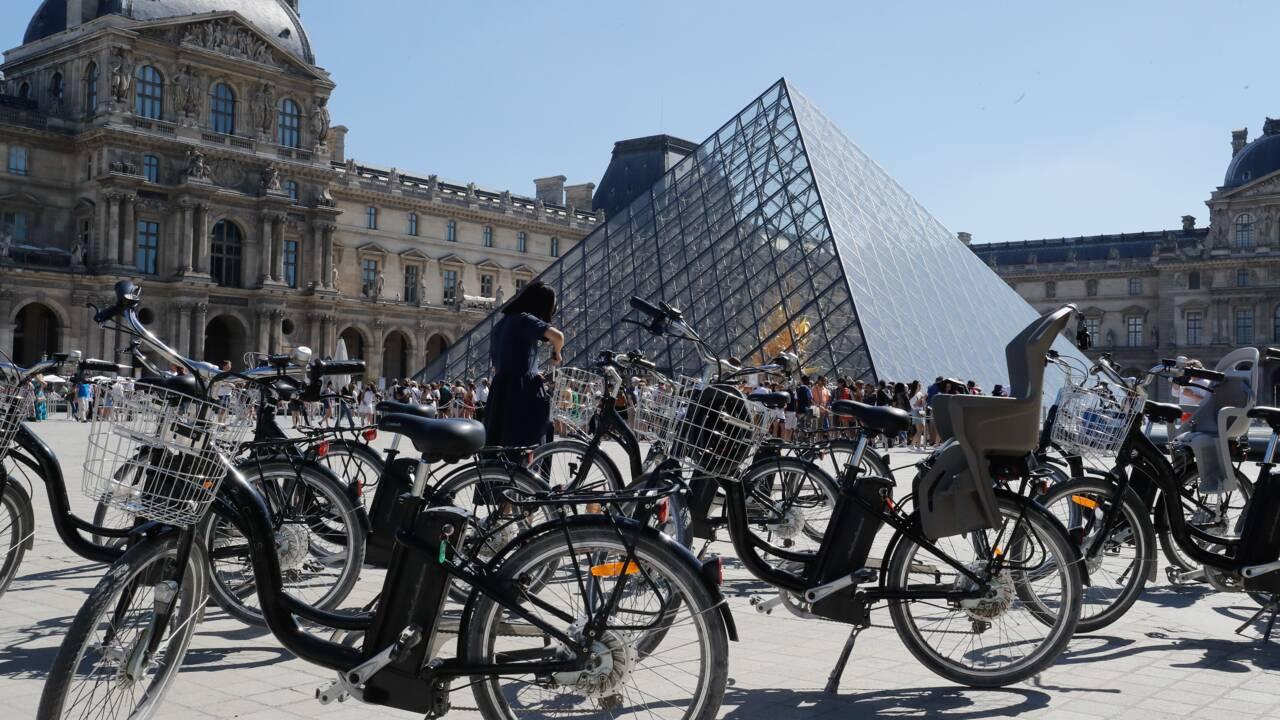 En Ile-de-France, les aides à l'achat d'un vélo électrique font un carton