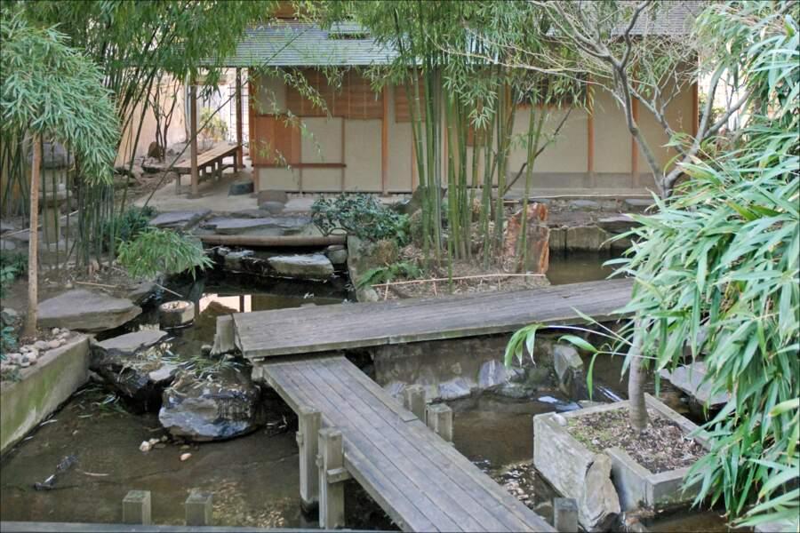 Jardin japonais, Musée Guimet