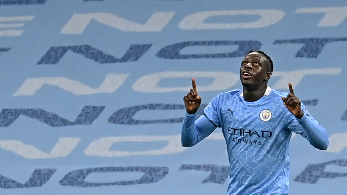 Le footballeur Benjamin Mendy s'engage contre la pollution des océans