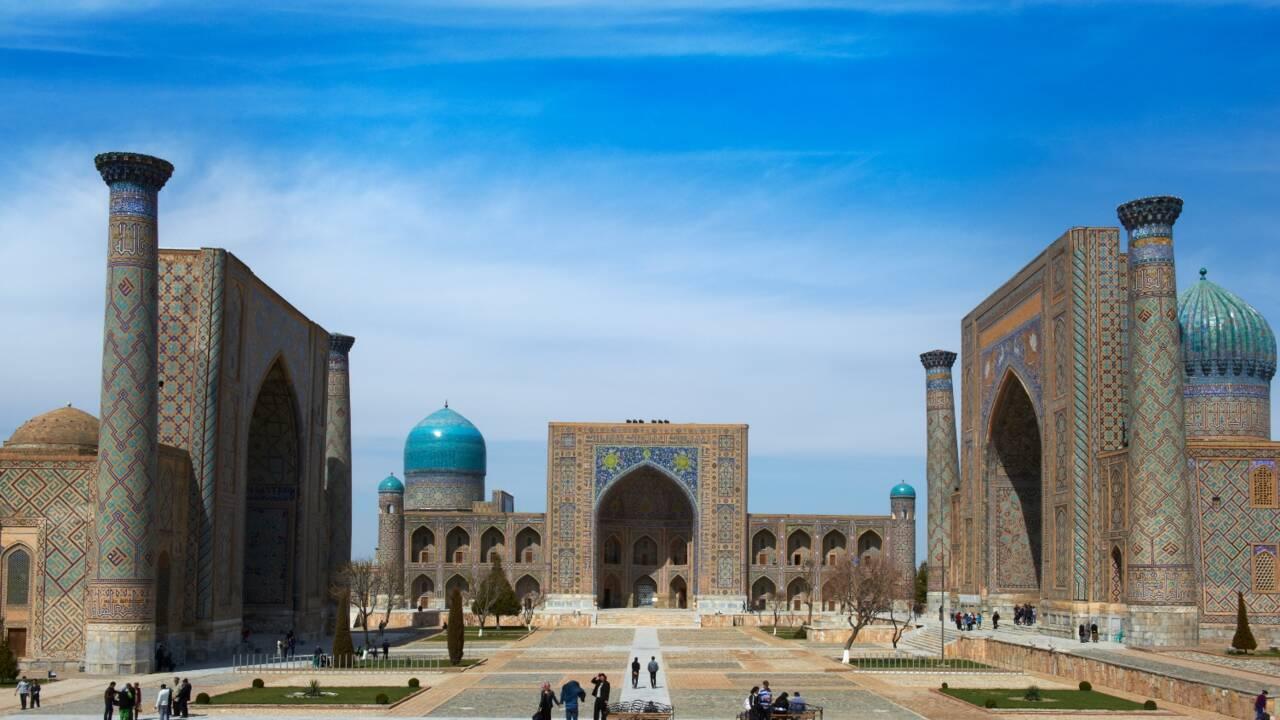 Pour les fêtes, GEO vous offre deux visites guidées à 360 degrés... en Ouzbékistan !