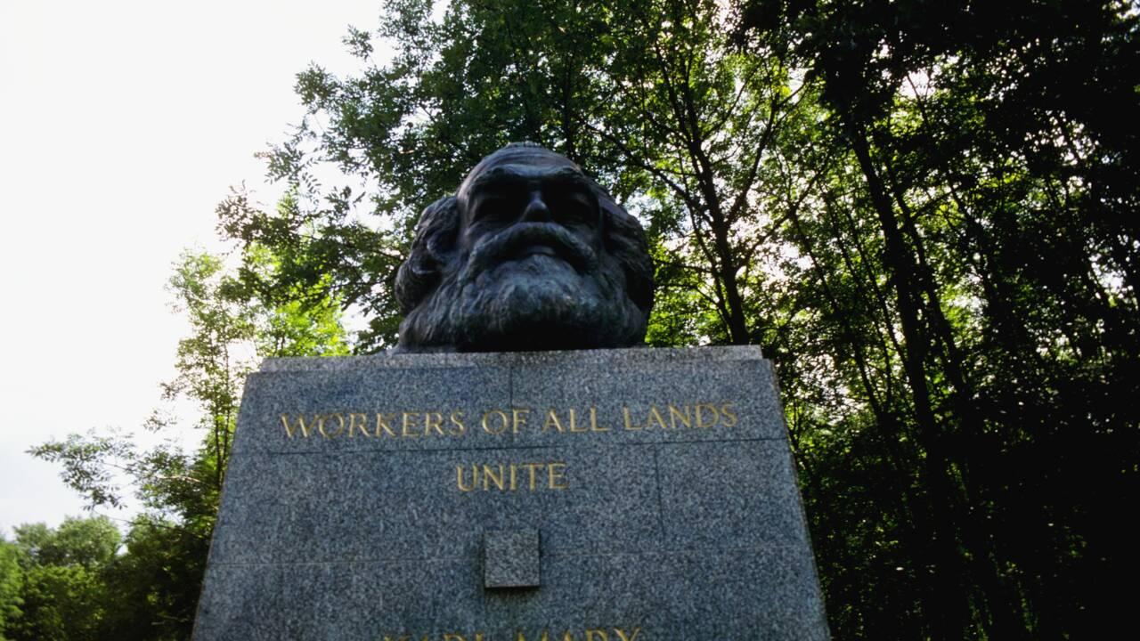 Climat : l'appel au secours du cimetière londonien où reposent Marx et George Michael