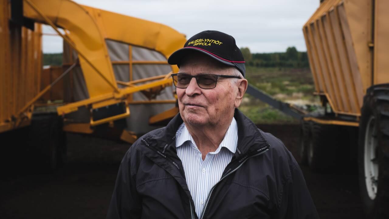 Climat: en Finlande, la délicate bataille contre la très polluante tourbe