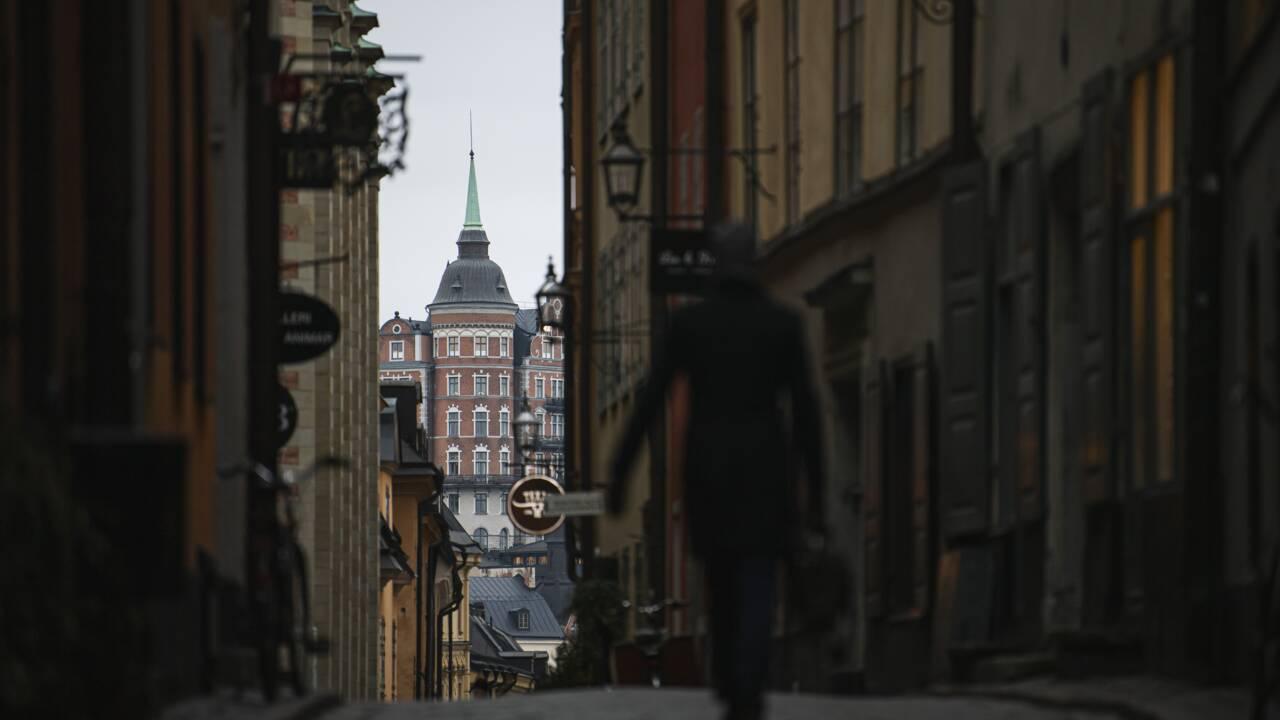A Stockholm, toujours pas la moindre heure de soleil en décembre