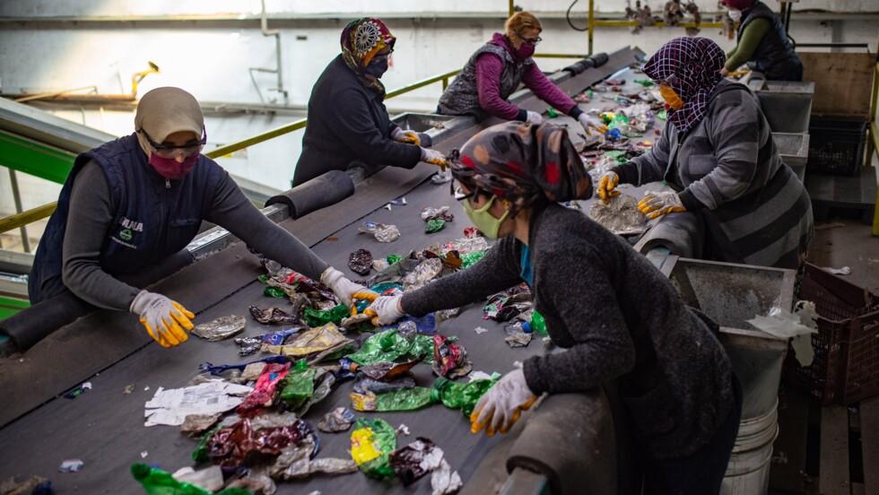 Turquie: les déchets européens, manne économique et plaie environnementale