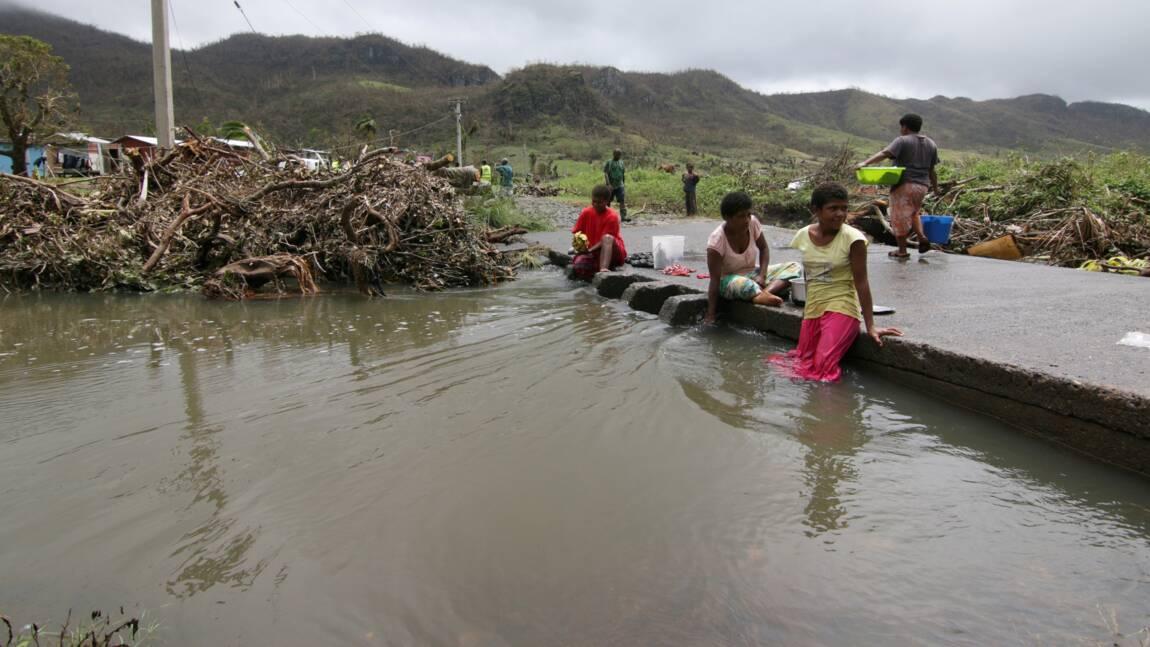 """Les îles du Pacifique appellent à """"prendre au sérieux"""" le changement climatique"""
