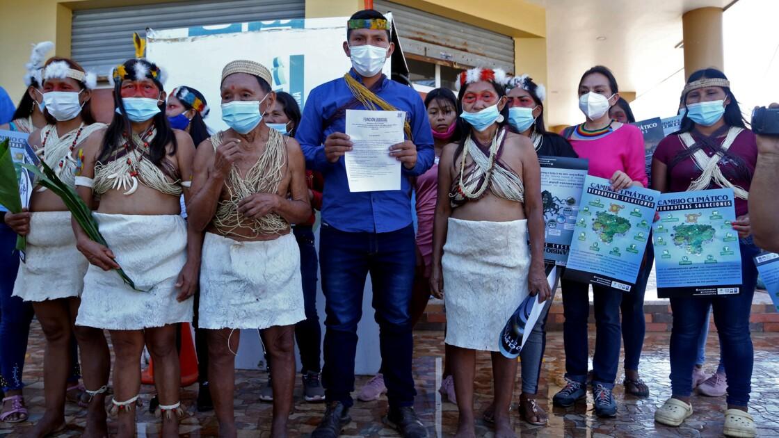 Amazonie: un peuple indigène porte plainte contre une compagnie pétrolière