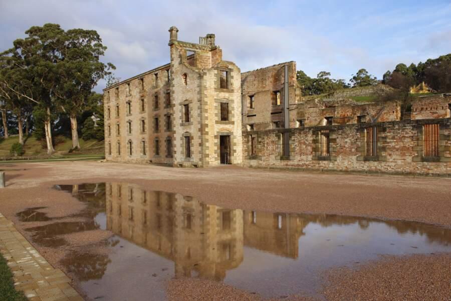 L'ancien centre pénitentiaire de Port Arthur, en Tasmanie