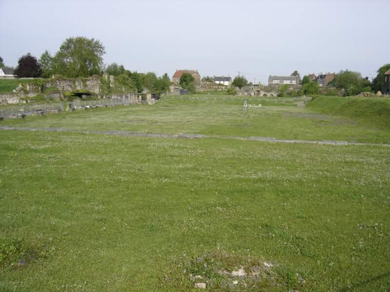 Forum antique de Bavay