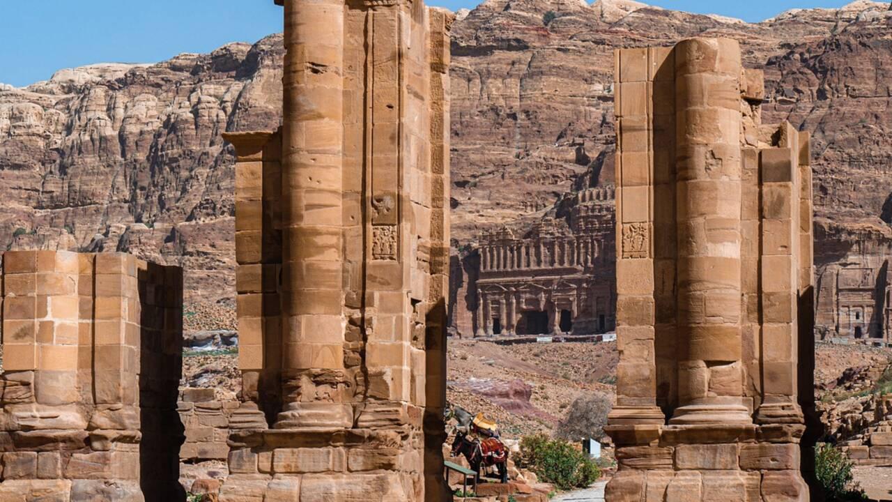 Jordanie : les derniers secrets de Pétra, un puzzle qui ne cesse d'interroger les archéologues