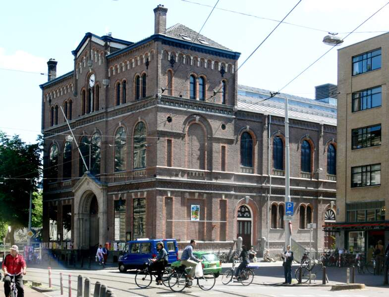 Le Paradiso, à Amsterdam